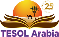 Tesol Arabia Logo